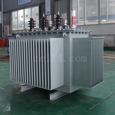 浙江供应 S11-1000KVA 10/0.4KV 三相配电变压器 柱上变 铜芯