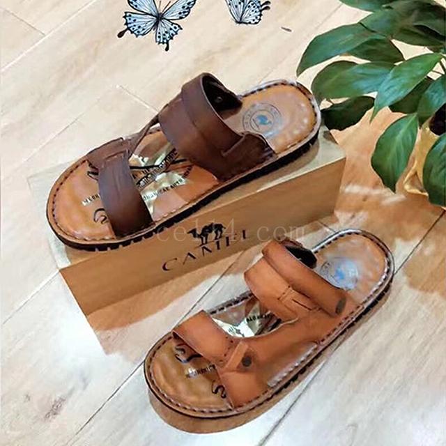 龙岩骆驼凉鞋