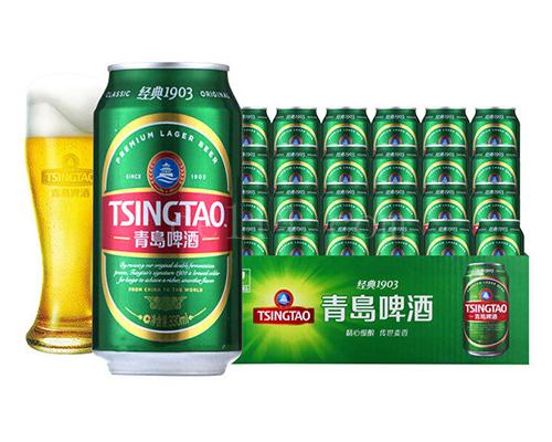 安溪青島啤酒經典