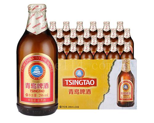 安溪青岛啤酒小棕金