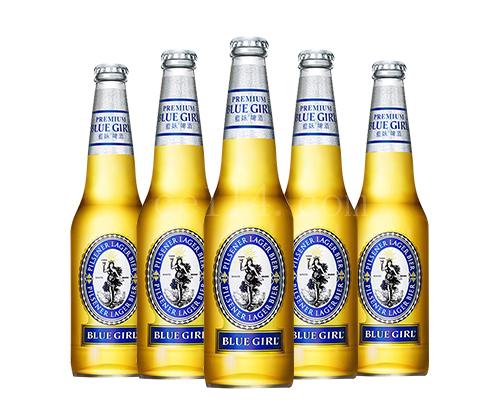 安溪藍妹啤酒
