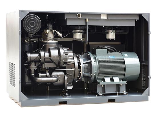 泉州兩級壓縮螺桿機