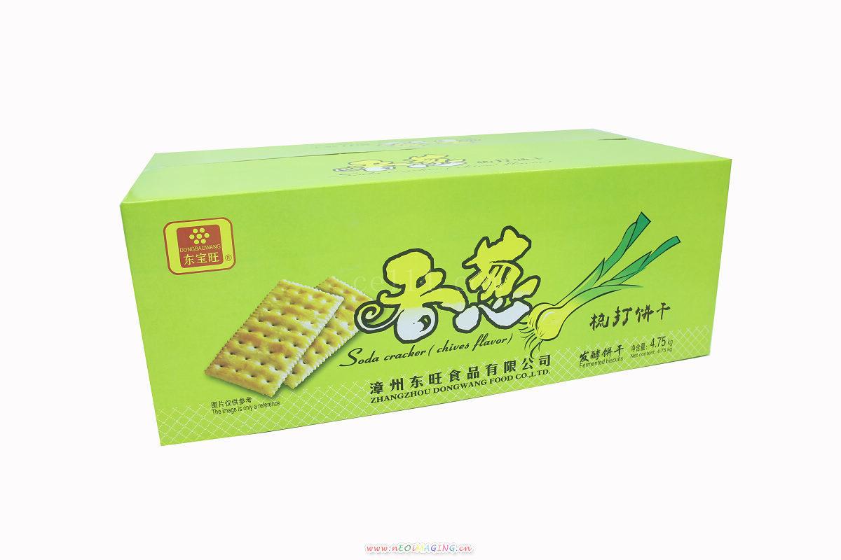 漳州香蔥梳打餅干