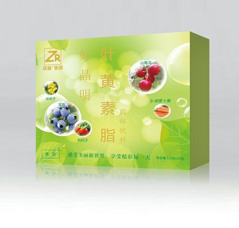 漳州叶黄素脂固体饮料