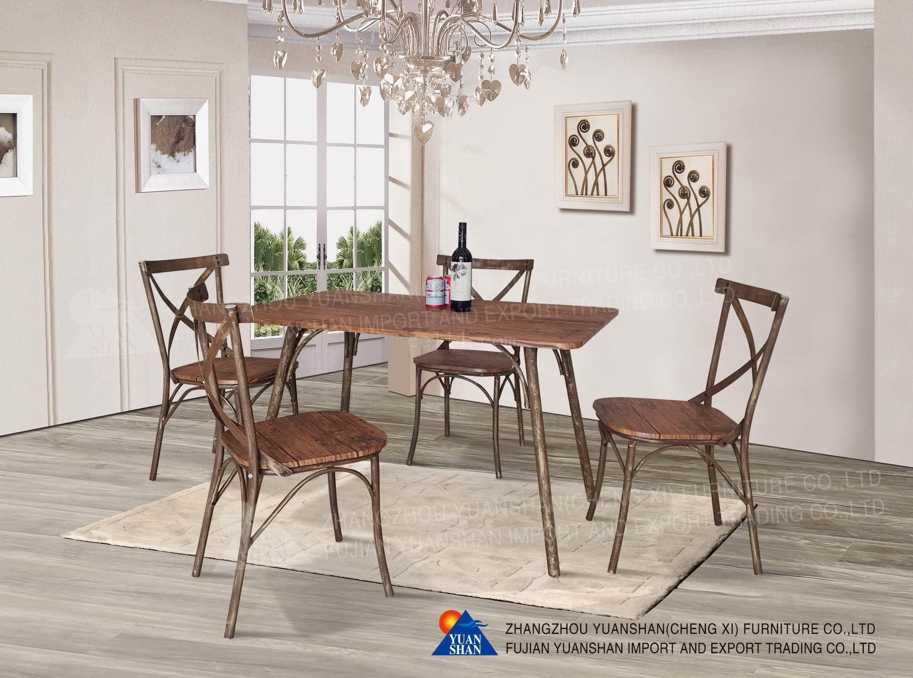 漳州YS139餐桌椅