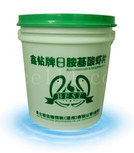 漳州鑫鉆牌胺基酸蝦片