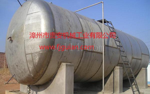 漳州臥式大型貯罐