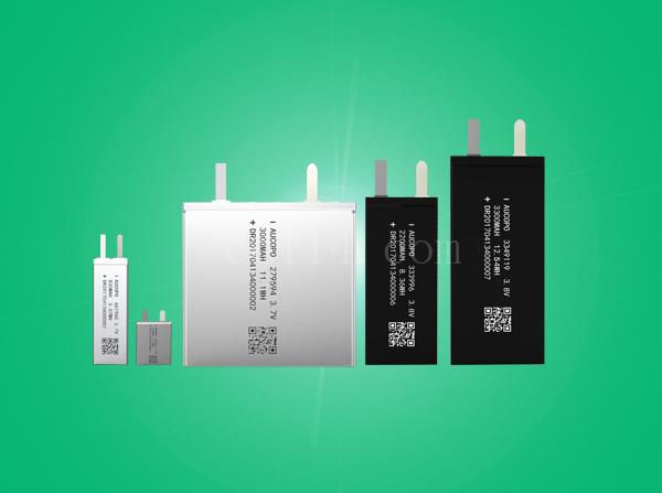 漳州聚合物鋰電池