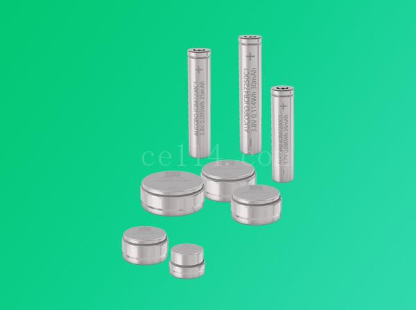 漳州針式和扣式電池