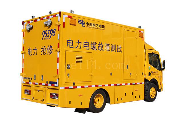 龙岩应急检测类车