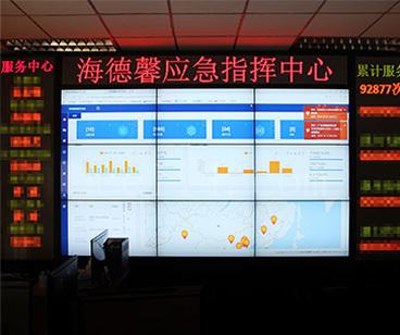 龙岩应急车辆综合管控服务系统