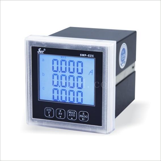 福州液晶三相电力仪表