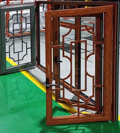 云南防護窗系列
