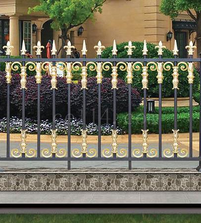 云南异形庭院围栏系列