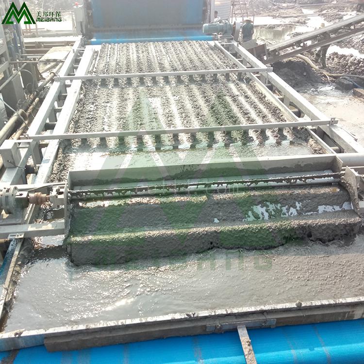 广东石材带式压滤设备