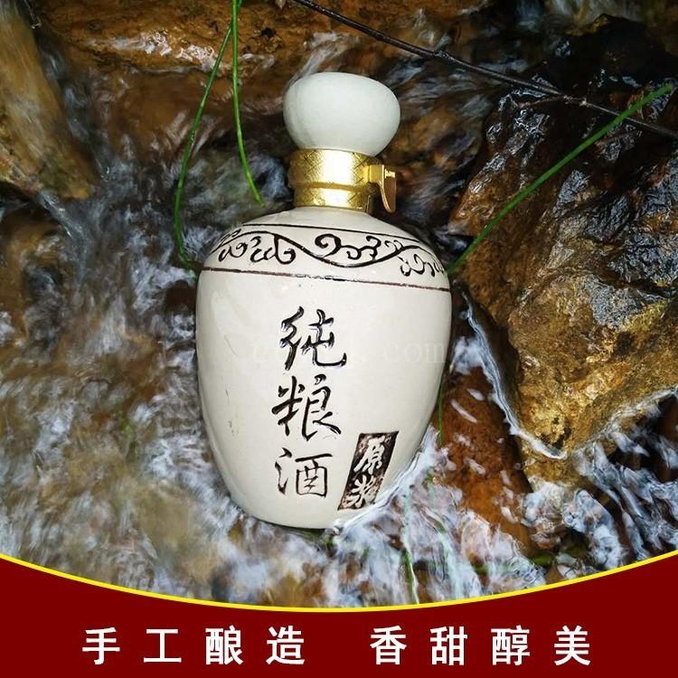 漳州53度封坛米酒
