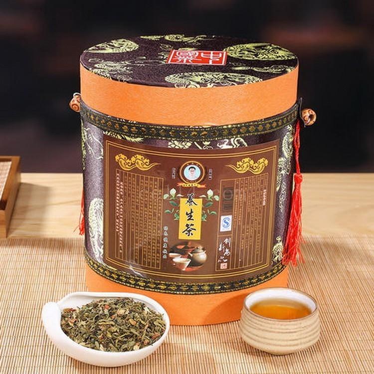 泉州许有记养肝茶