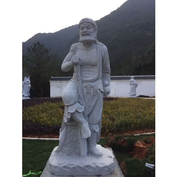 泉州神话人物雕像