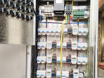 防水配电箱安置电缆时有哪些注意事项?