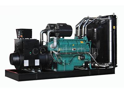 龙岩500KW柴油发电机租赁
