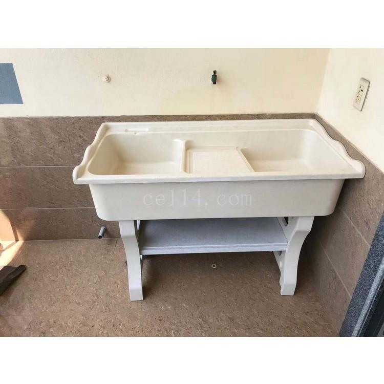 泉州花岗岩阳台洗衣池