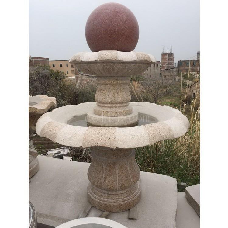 泉州大型风水球石雕
