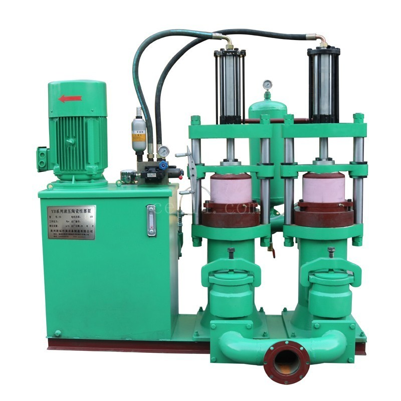 泉州新裕压滤机专用泵