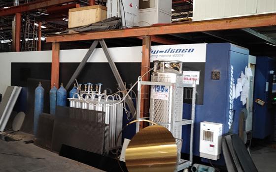 工厂设备 6000瓦激光切割机