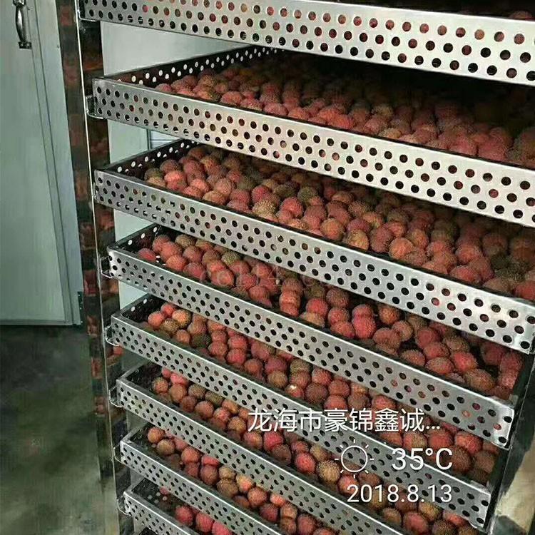 漳州荔枝烘干机,新型环保节能的烘干机设备
