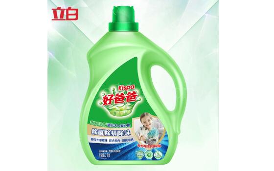 (长汀)好爸爸除菌除螨除味洗衣液