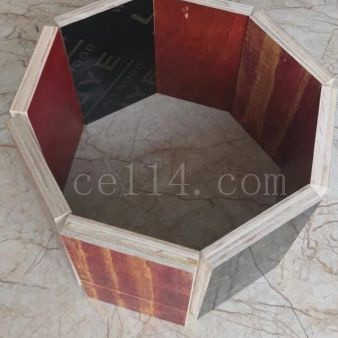 漳州建筑模板厂生产木质材料覆膜板 覆膜大板