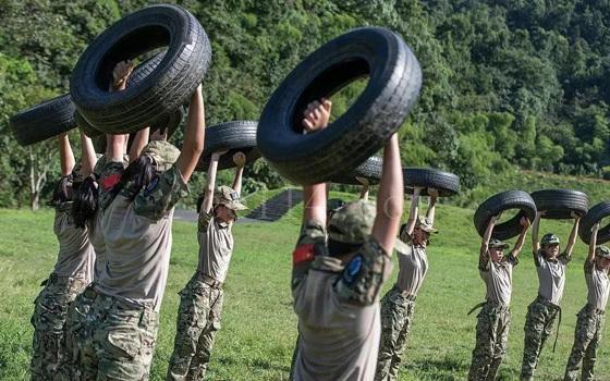 龙岩军事化暑期夏令营