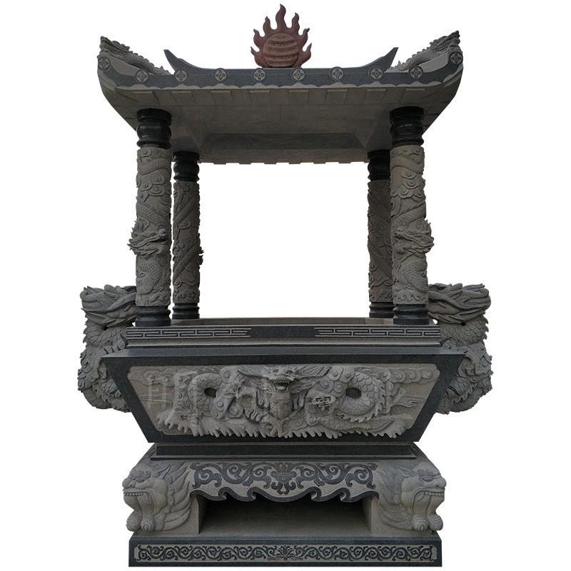 泉州厂家直销石雕香炉雕刻