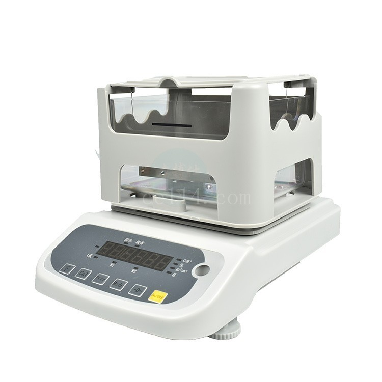 廈門廠家直銷電子密度計設備 DH300A固體密度計