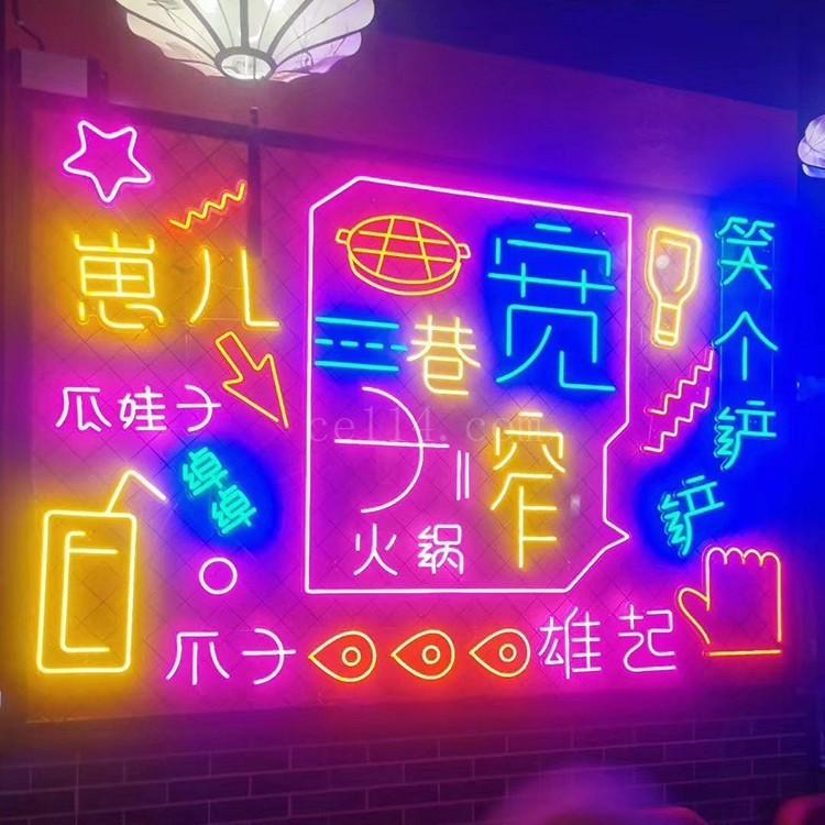 厦门led霓虹灯厂家 LED霓虹灯标识