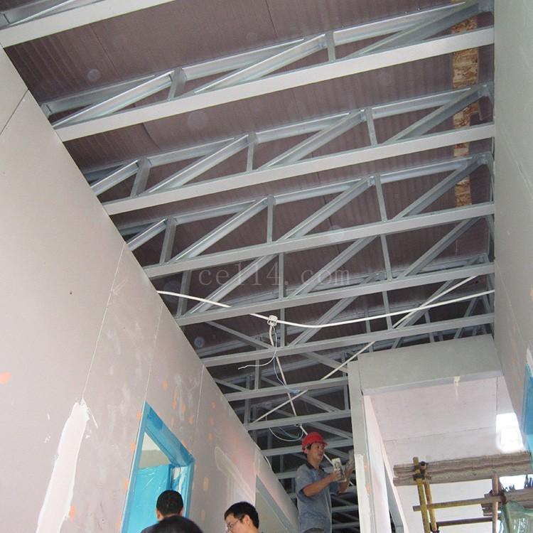 石狮中石化轻钢结构房屋项目