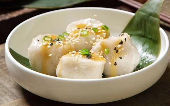 长汀风味小吃(长汀芋子饺)