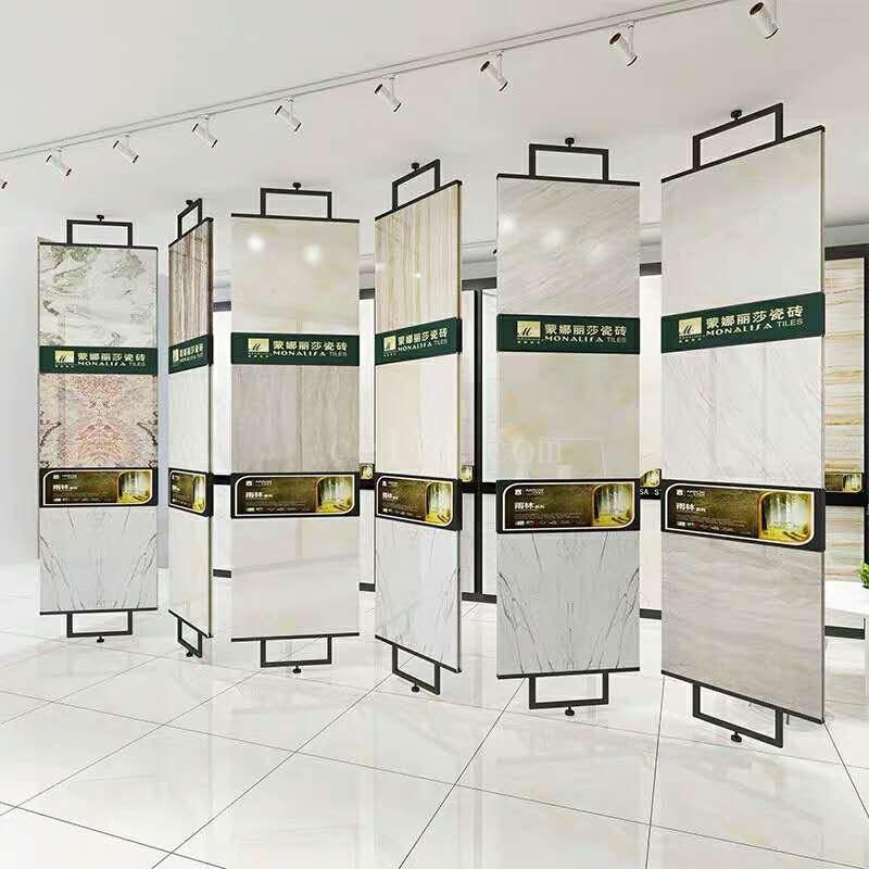 厦门瓷砖展架定制供应