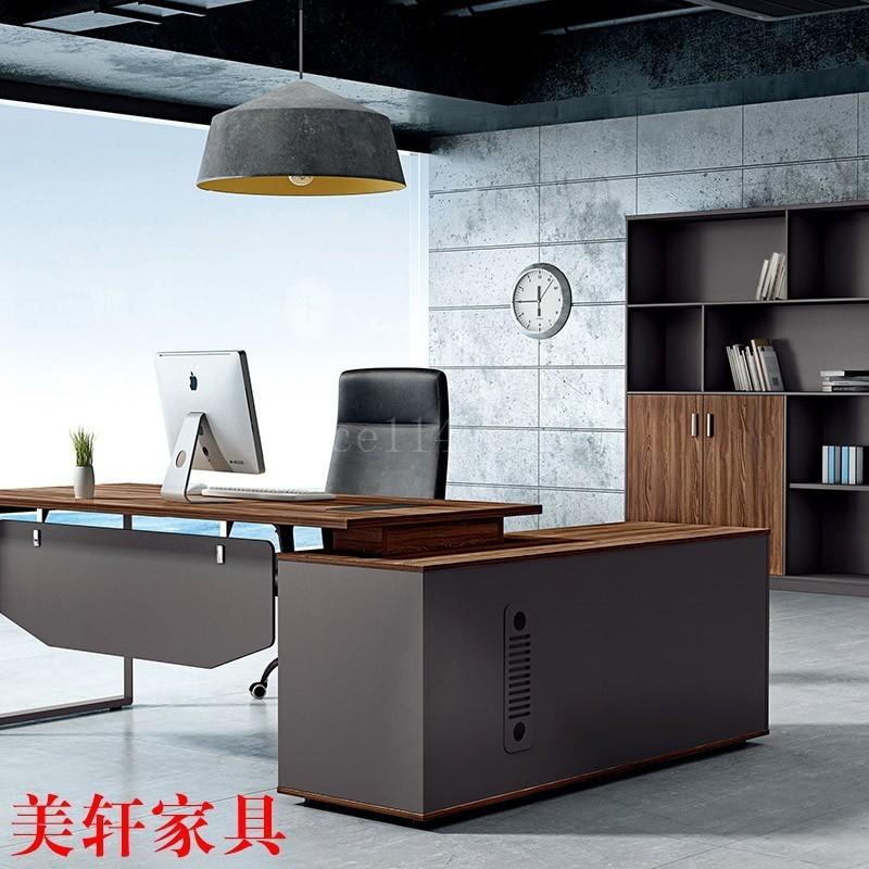 厦门简总裁老板办公桌椅