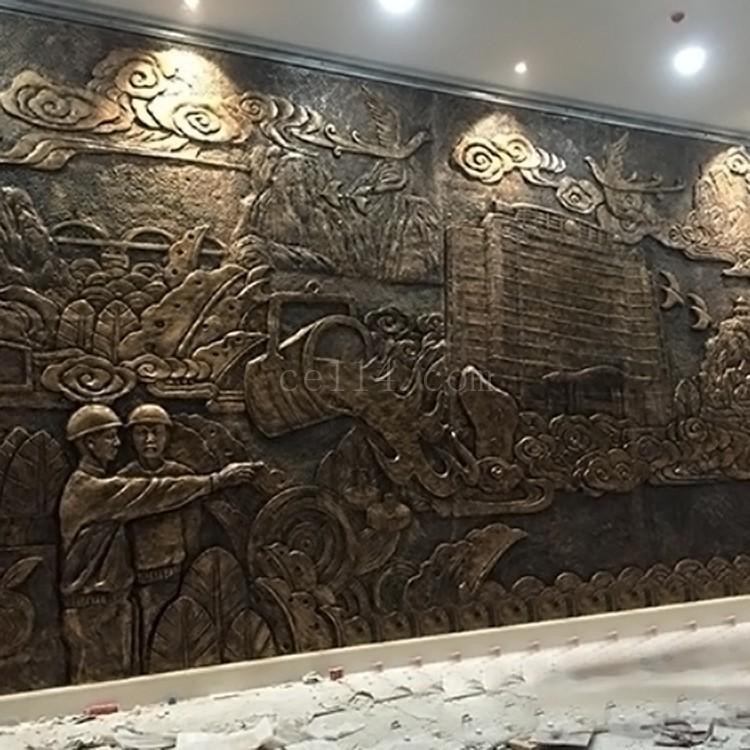 厦门浮雕雕塑厂家定制