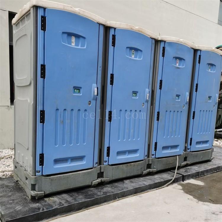 厦门公园移动厕所租赁