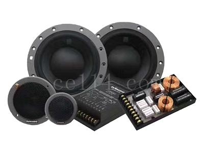 三路套装扬声器系统
