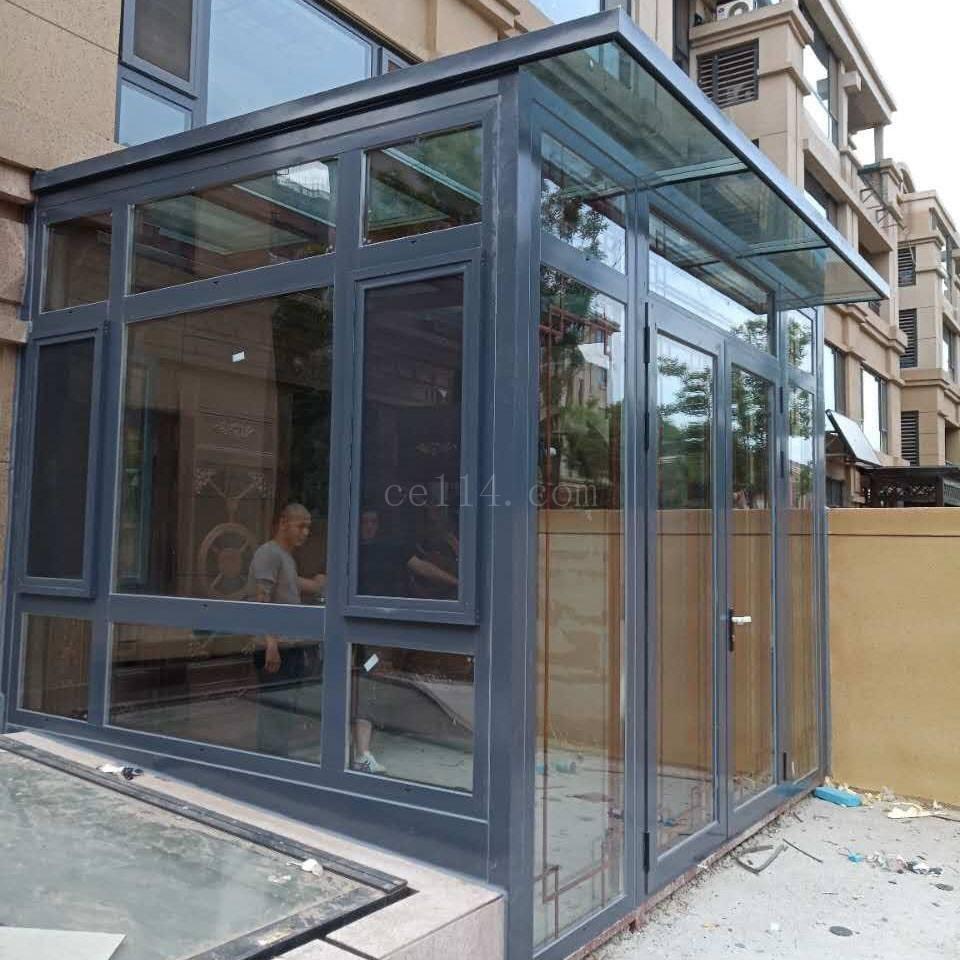 厦门阳光房玻璃定制