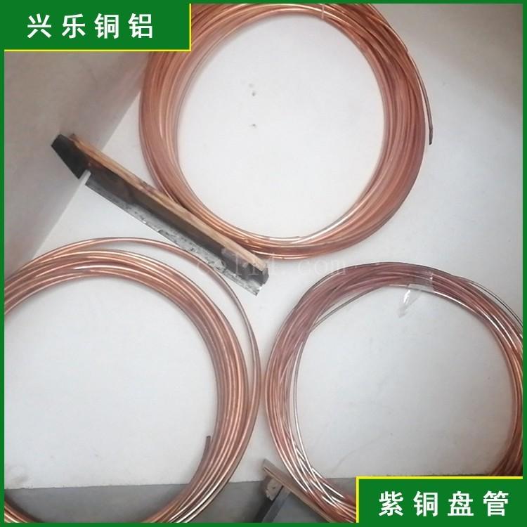 龙岩紫铜管批发生产