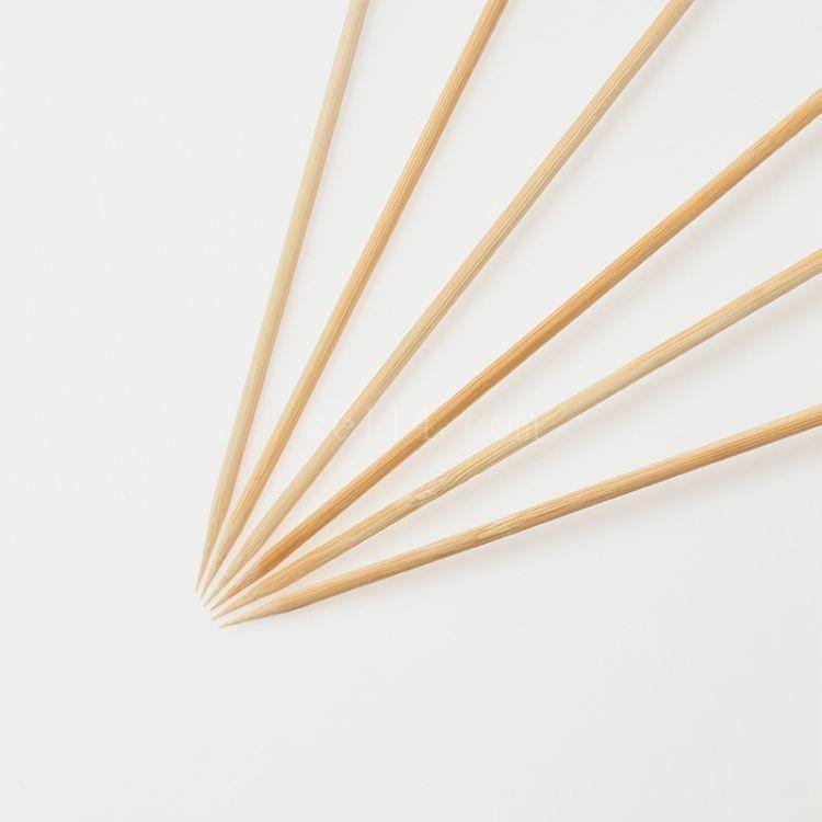 龙岩烧烤竹签批发