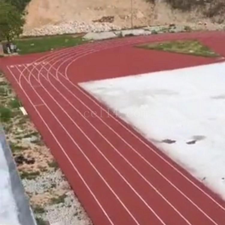 龙岩塑胶跑道施工
