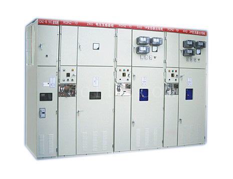 XGN2-10固定式金属封闭开关柜
