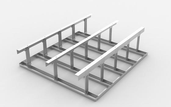 长汀木质吊顶提供商龙骨造型