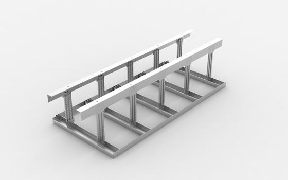 长汀积木师吊顶龙骨造型图