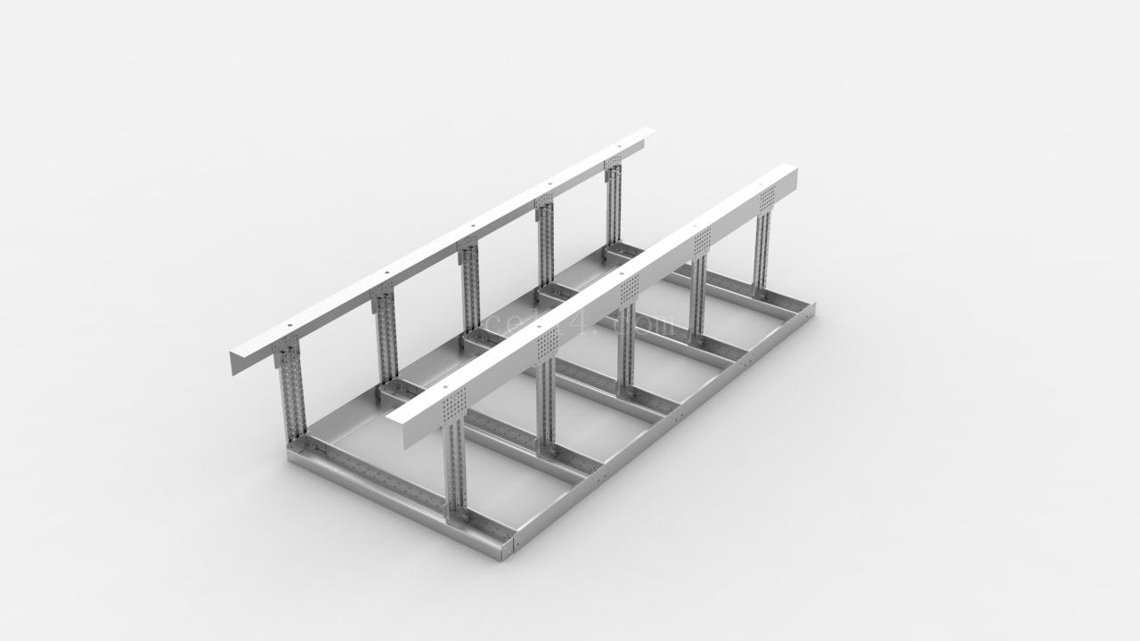 龙岩积木师吊顶龙骨造型图